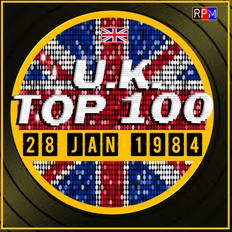 UK TOP 100 : 22 - 28 JANUARY 1984