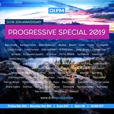 DI.FM 20 Year Anniversary