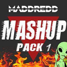 MADDREDD - Mashup Pack Vol. 1 2019 [FREE DOWNLOAD] 10 Track!!!