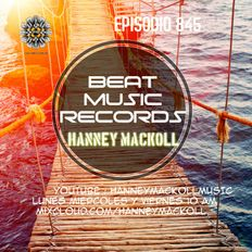 HANNEY MACKOLL PRES BEAT MUSIC RECORDS EP 845