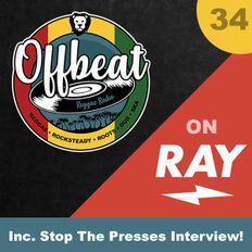 Offbeat Reggae Radio on Ray - Episode 34
