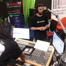 Bailey feat. Duskee + 1992 Jungle Selection / Mi-Soul Radio / 22 -11-2019 (No Ads + tracklist)