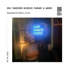 Same Sex Saturday Takeover w/Andee & Rosie Parade @ Hamshack Radio 09.04.2021