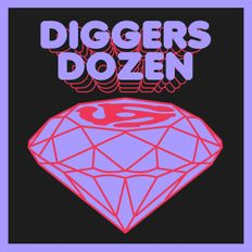 Diggers Dozen Live Session November 2015
