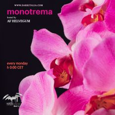 Monotrema - Episode IX - 01.27.2020 - DJ Af Helvegum