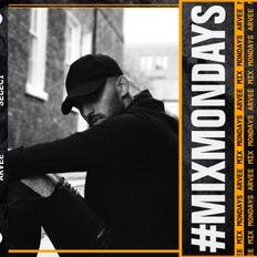 #MixMondays 25 @DJARVEE
