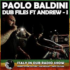 Paolo Baldini DubFiles ft Andrew-I @Teatro Miela/Trieste 21/12/2019