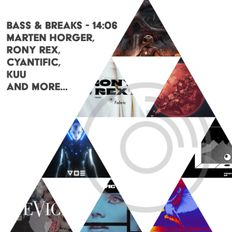 14:06 - Marten Horger, Rony Rex, Cyantific, KUU and more...