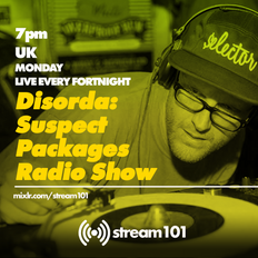 Suspect Packages Radio Show (Stream 101) 23/11/20