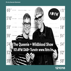 The Queenie + Wildblood Show Disco Special on 1BTN 121018