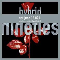 HYBRID // NINETIES :: alt. // industrial // brit // indie // electronica // flannel ::