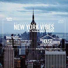 Sebastian Creeps aka Gil G - New York Vibes Radio Show EP121