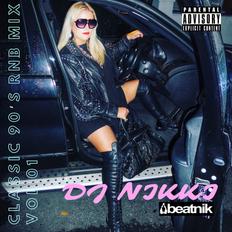 DJ NIKKI BEATNIK CLASSIC 90'S RNB MIX VOL 01