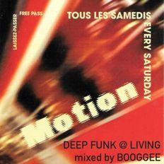 Deep Funk @ LIVING (1999)