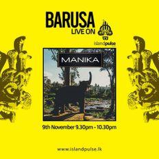 MANIKA #17 - Hidden Love on Islandpulse Radio SL (November 2019)