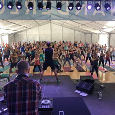 149 / Amplified Yoga Class Wanderlust Stratton 2019
