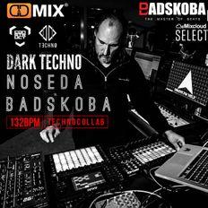 Badskoba and Noseda in dark technocollab 2019