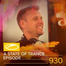 A State Of Trance Episode 930 – Armin van Buuren