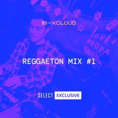DJ CAL Presents Reggaeton Mix 1