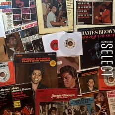 James Brown on Smash Records