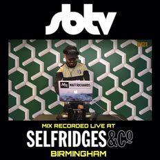 @SBTVonline LIVE MIX @SELFRIDGES BIRMINGHAM   INSTAGRAM: @DJMATTRICHARDS   HIPHOP TRAP UK RAP