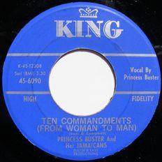 The Reggae Battle Of The Sexes Midnight Dread Part 2 #230 May 20-21 1984 KQAK San Francisco