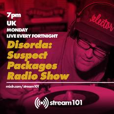 Suspect Packages Radio Show (Stream 101) 09/11/20