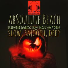 Absoulute Beach - Halloween Edition 2020 - slow smooth deep in 117bpm