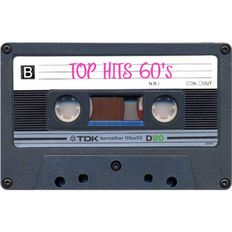 Top Hits 60's [C90] SIDE B Only, feat Glen Campbell, The Drifters, The Merseybeats, The Turtles