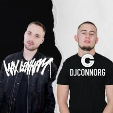 MAX DENHAM X CONNOR G // BACK TO BACK // @MaxDenham @DjConnorG