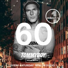 Tommyboy Housematic on Radio 1 (2019-08-17) R1HM60