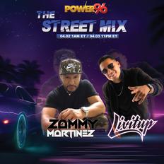 DJ Livitup ft. DJ Zammy on Power 96 (April 02, 2021)