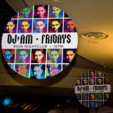 DJ AM - Rain Nightclub Mix (April 2009)