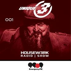 01   Edzy - HOUSEW3RK with Unique 3