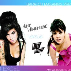 EXCEL - Amy Winehouse vs. Lily Allen Mixtape