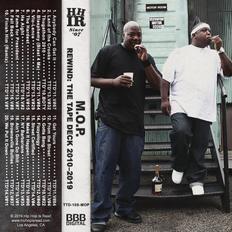 M.O.P. - Rewind: The Tape Deck 2010-2019