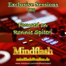 Exclusive Sessions 003 - Focused on Ronnie Spiteri