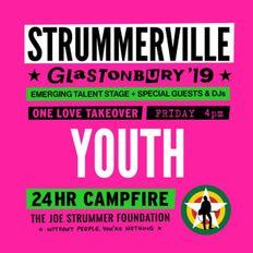 Strummerville at Glastonbury '19