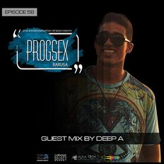 PROGSEX #58 - Guest mix by DEEP A on Tempo Radio Mexico (02-11-2019)
