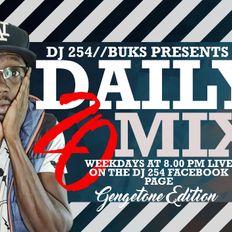 DJ 254 - DAILY 20 Episode 9 (Gengetone)