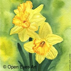 The Daffodil Perspective 7th May, The Kitazume Dynasty, Badass Brass Quintets, Daffodils & more