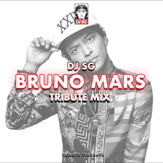 The Bruno Mars Mix (Tribute Tuesdays 4/21/20)