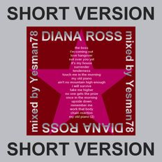DIANA ROSS / DISCO STARS vol.3 SHORT VERSION