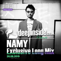 NAMY is on DEEPINSIDE #03 * Exclusive Long Mix *