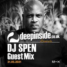 DJ SPEN is back on DEEPINSIDE #02