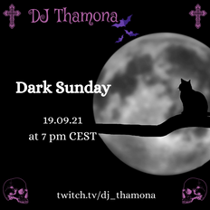 Dark Sunday 19/09/2021