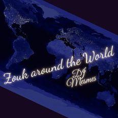 Zouk around the World - International Zoukable Vibes on I Heart Zouk Radio