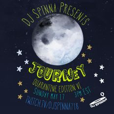 DJ Spinna presents Journey (Quarantine Edition) Part One, Session VI (May 17, 2020)