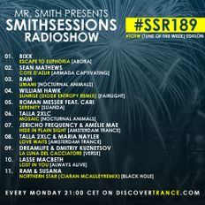 Smith Sessions Radioshow 189 #TOTW (Tune Of The Week) Edition