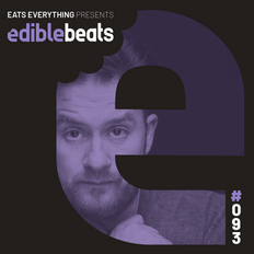 EB093 - edible bEats - Eats Everything live from Smolna, Warsaw